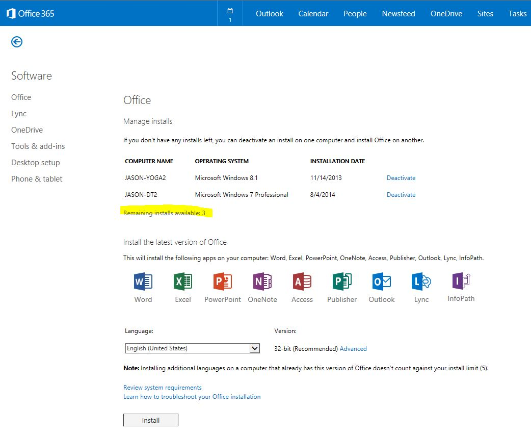 Office365-OfficeDownload