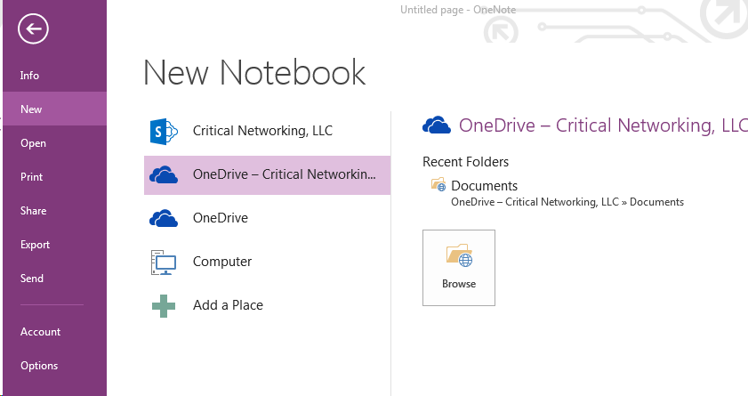 How to sync OneNote notes_1