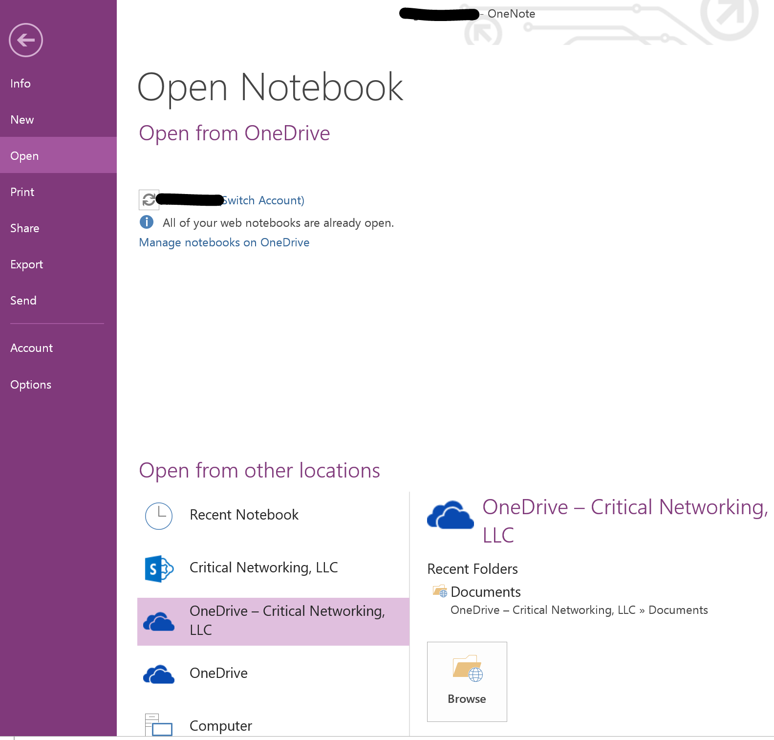 How to sync OneNote notes_6